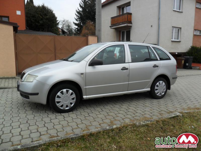Škoda Fabia Combi 1,4 MPi