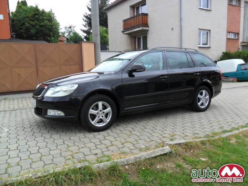 Škoda Octavia Combi 2.0TDi CR  mod: 2013 Aut. Klima