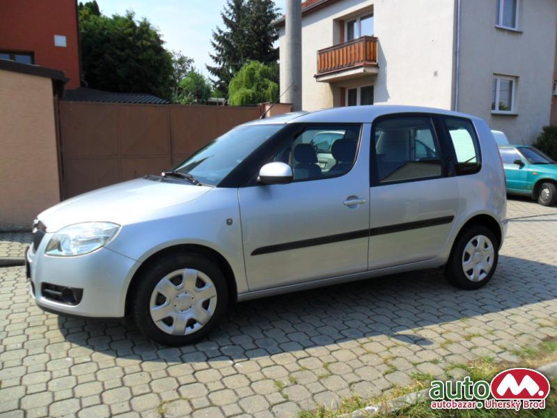 Škoda Roomster 1,4 16V Klima