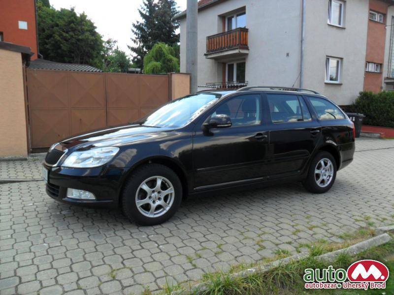 Škoda Octavia Combi II Facelift 1,9 TDi  Aut. Klima