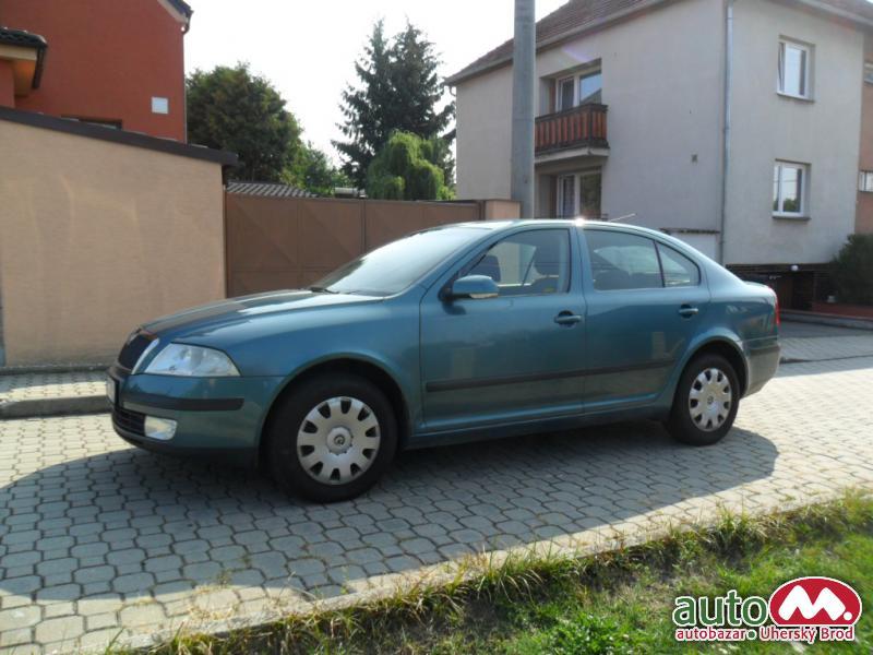 Škoda Octavia 1,9TDi  Aut.Klima