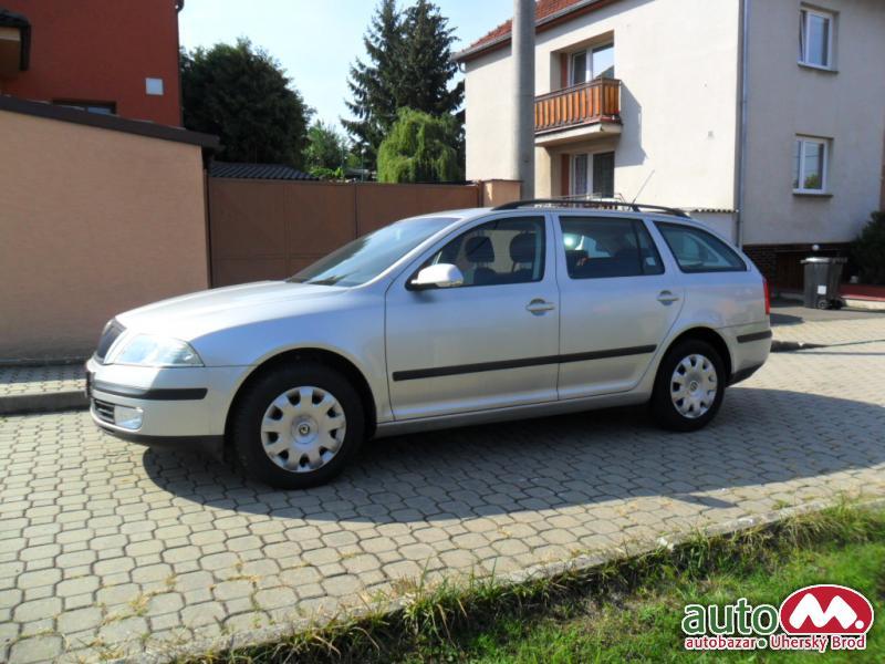 Škoda Octavia Combi 1,9 TDi  Aut. Klima