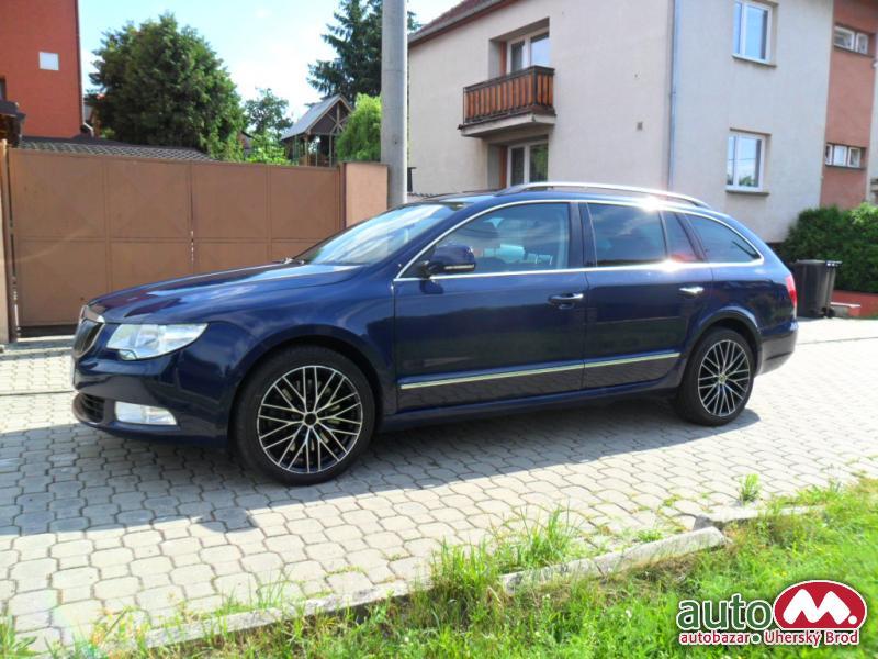Škoda Superb Combi 3,6 V6 4x4 DSG,NAVI